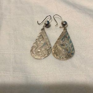 925 sterling vintage earrings